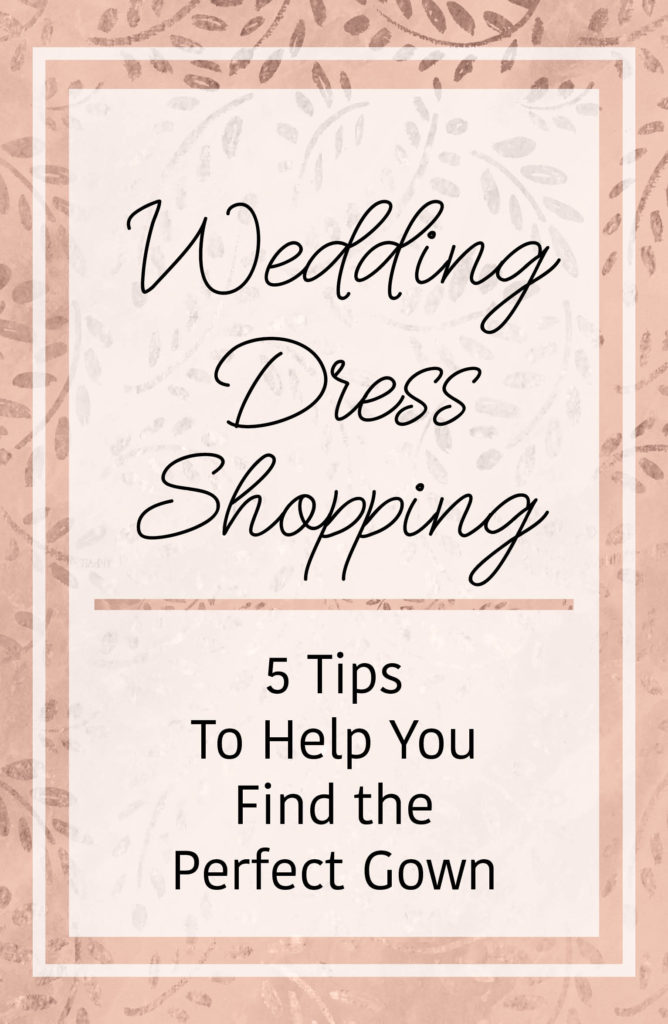 A Real Bride's Guide to: Wedding Dress Shopping
