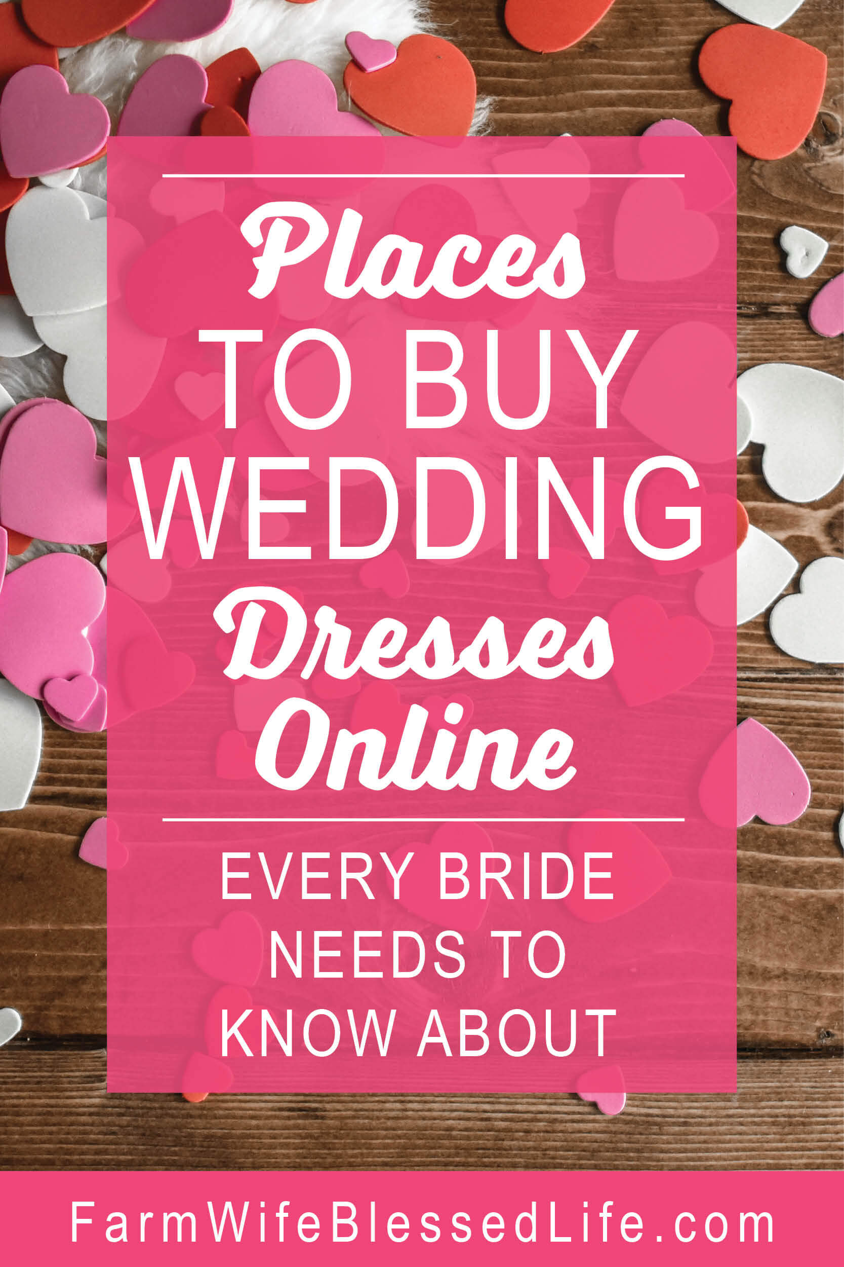 Places to Buy Wedding Dresses Online Every Bride Needs to Know About